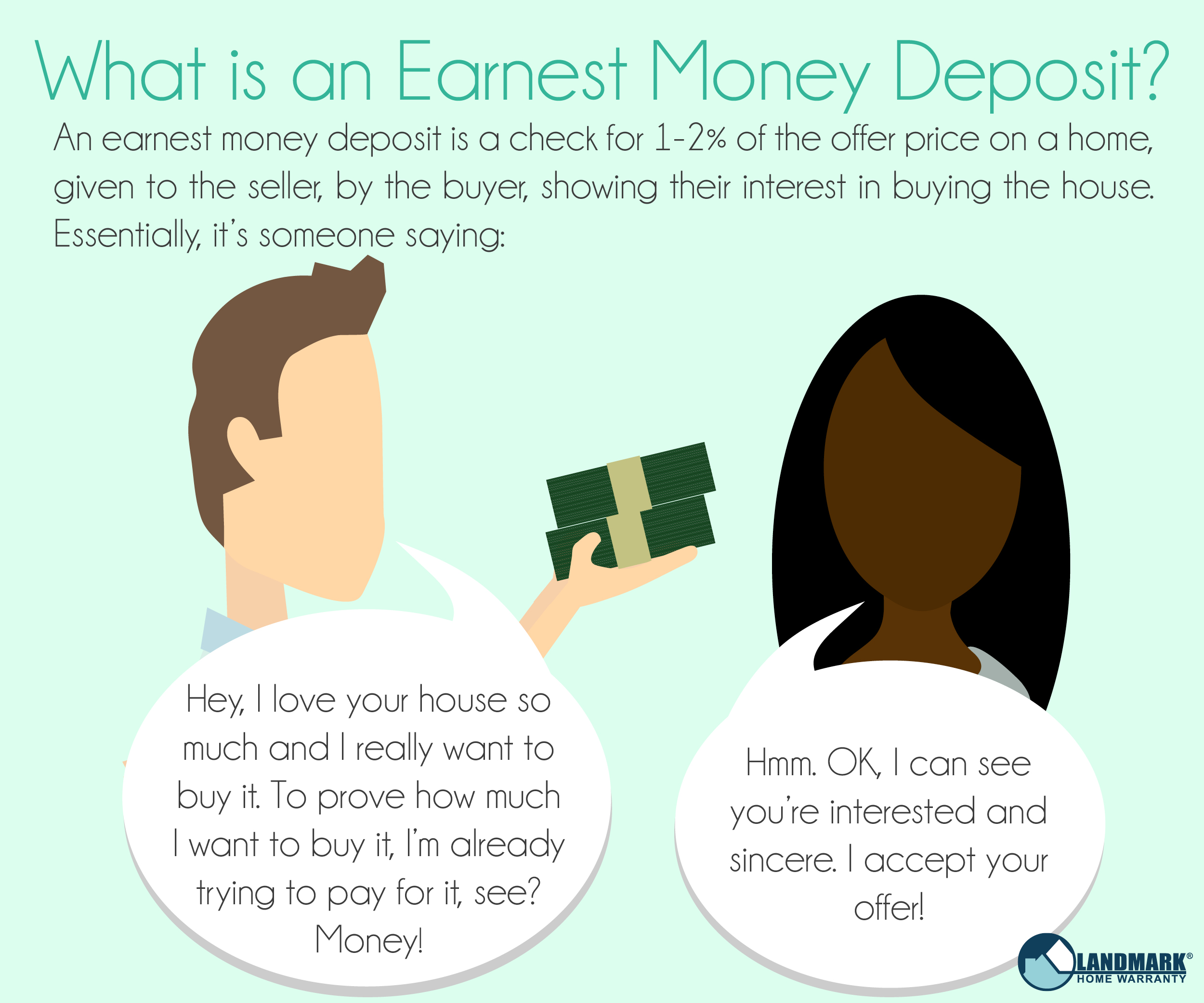 What is an Earnest Money Deposit 2